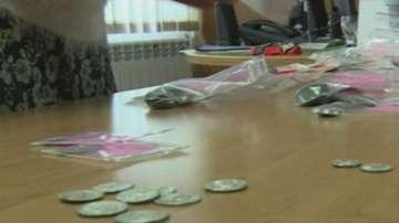 Ценна колекция от монети е дарена на музея в Благоевград