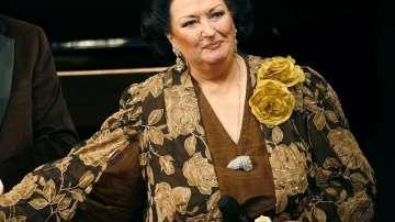Сбогуваме се с легендата на световната опера Монсерат Кабайе