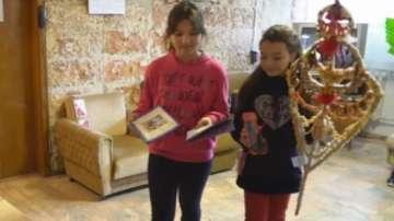 Благотворителна инициатива на деца от Монтана