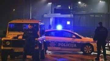 Атака срещу американското посолство в Черна гора