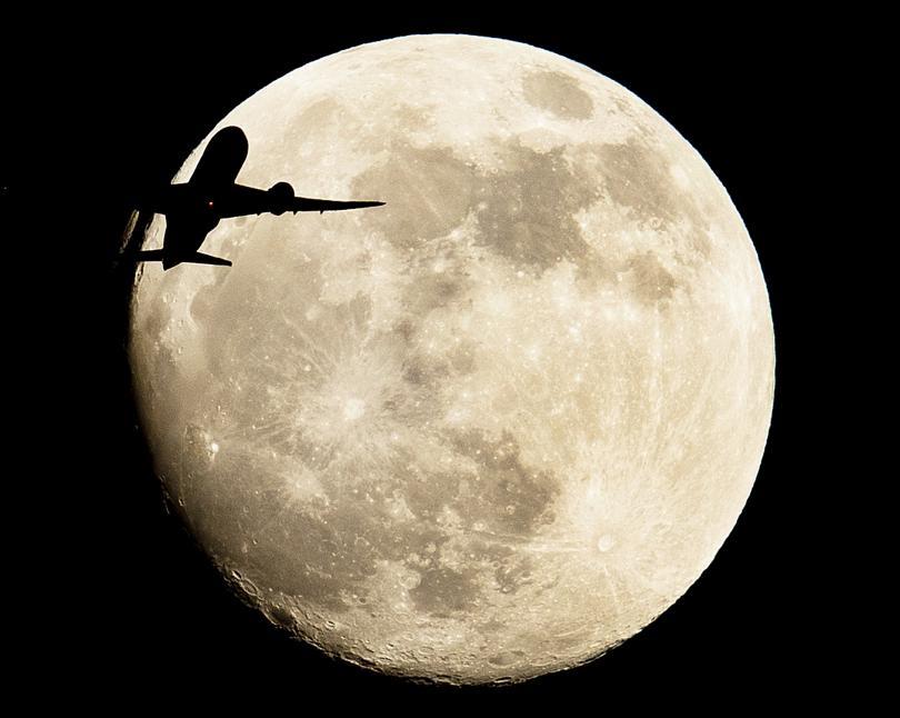 Супер кървава вълча Луна - това явление ще зарадва любителите
