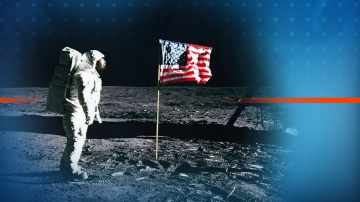 НАСА отбелязва 50 години от кацането на Луната
