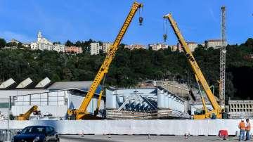 Навършва се една година от трагедията с моста Моранди в Генуа