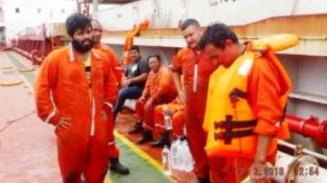 Как български моряци спасиха свои колеги в Мексиканския залив?
