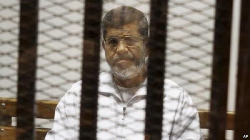 египетският съд отменил доживотната присъда мохамед морси