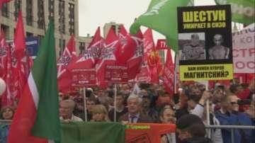 Пореден ден с протести в Москва