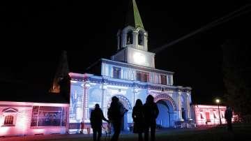 Фестивал на светлинaтa в Москва