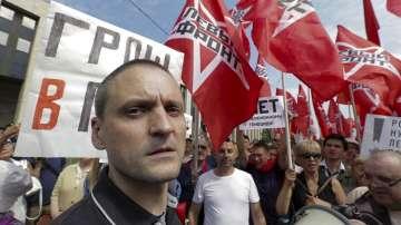 Масови протести срещу пенсионната реформа в Русия се проведоха в няколко градове