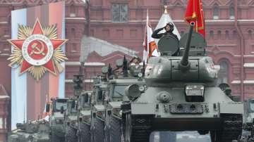 В Москва се проведе традиционният парад за Деня на победата (СНИМКИ)