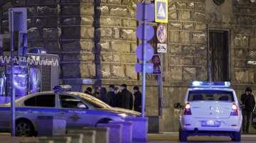 Кой е стрелецът, открил огън до Федералната служба в Москва?