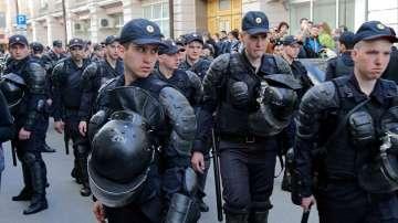 Над сто задържани при протести срещу Путин в големи руски градове