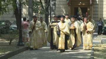 Мощите на свети Лука и света Матрона Московска пристигнаха във Варна