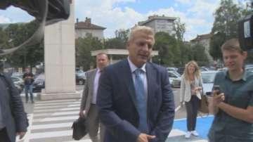 Съдът ще заседава по делото срещу Петър Москов за турските ваксини