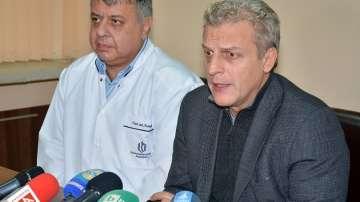 Петър Москов: Двама пациенти от Хитрино са с опасност за живота