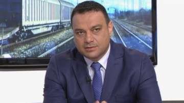Московски: Министерството нито ще назначава, нито ще уволнява хора в БДЖ