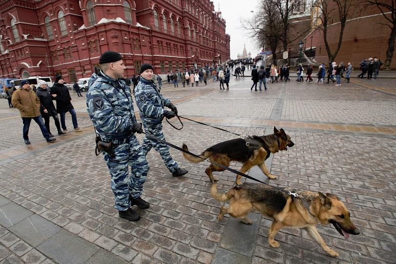 В Москва са арестували бойци на терористичната групировка