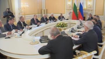 Русия иска гаранции за енергийните проекти с България