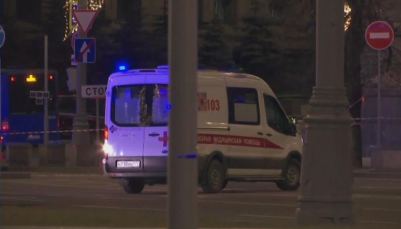 39-годишен жител от руския град Подолск е сочен като нападетеля