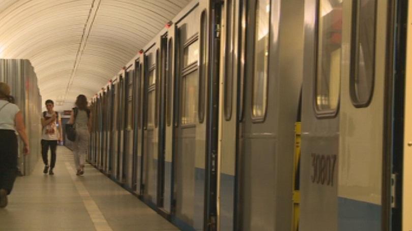 снимка 1 Московското метро - една от най-сложните транспортни системи в света