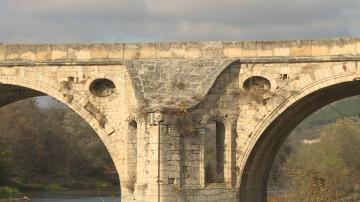 Чакат се европейски средства за ремонта на моста на Кольо Фичето край Бяла