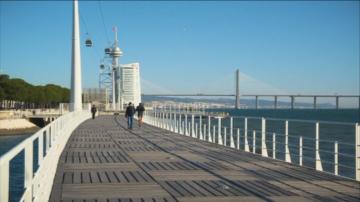 Как мостът Вашку да Гама променя живота в Лисабон?