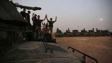 Започна офанзивата срещу столицата на Ислямска държава в Ирак
