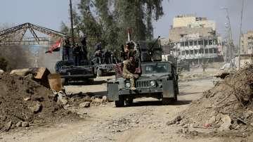 Боевете в Мосул продължават