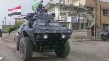 Премиерът на Ирак обяви освобождаването на Мосул