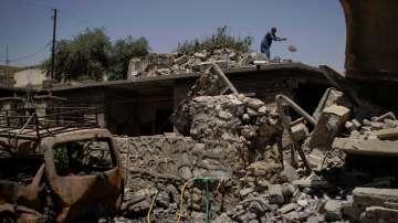 Самоубийствени атентати в Източен Мосул
