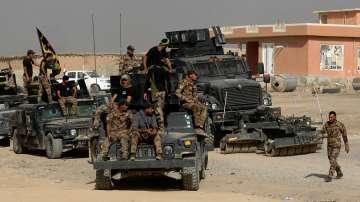 Операция за връщане на контрола върху Мосул