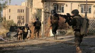 Ислямска държава освобождава  затворници в Мосул