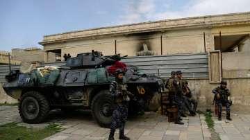 Настъплението срещу Ислямска държава в Мосул навлиза в решаваща фаза