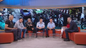 Как могат да бъдат избегнати инцидентите с мотористи на пътя?