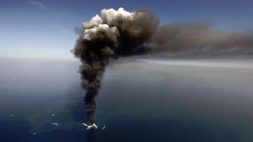 Премиера на филма за най-големия петролен разлив в историята