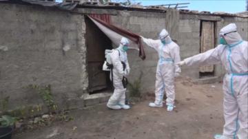 Епидемия от холера в Мозамбик след циклона Идай