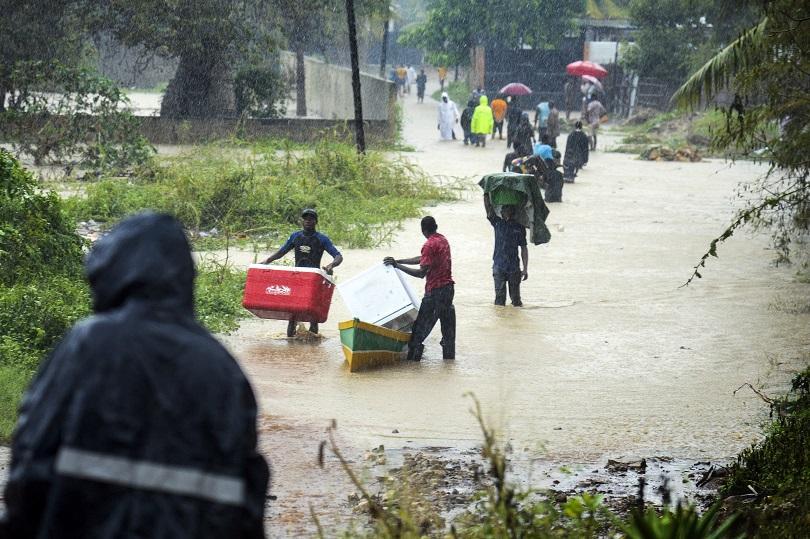 Мозамбик е на ръба на хуманитарна криза, след проливните дъждове,