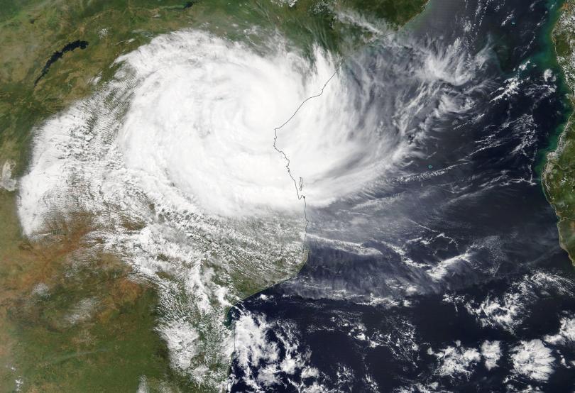 Жертвите на циклона Идай, който връхлетя Мозамбик вероятно са над