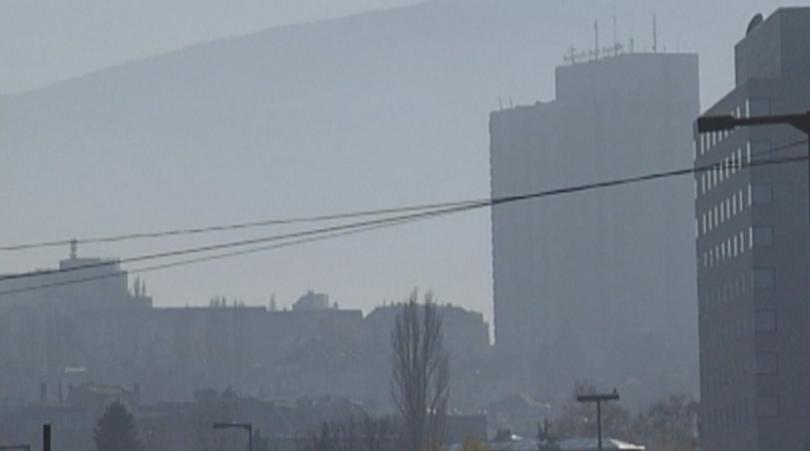 Пореден ден с мръсен въздух в София. В началото на