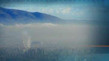 Отчитат замърсяване на въздуха 6 пъти над нормата в София