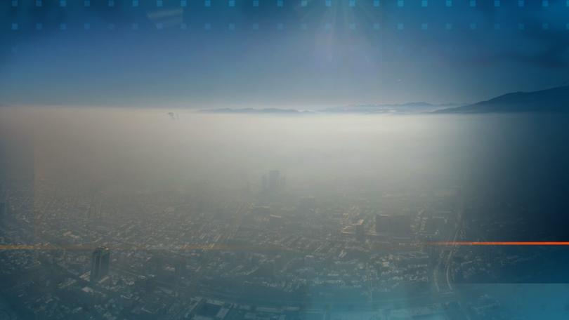снимка 1 Ню Делхи е с най-мръсния въздух в света