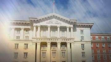 Правителството гласува договора за Ф-16