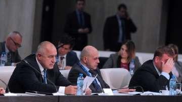 Изнесено заседание на правителството в обновената зала 3 на НДК