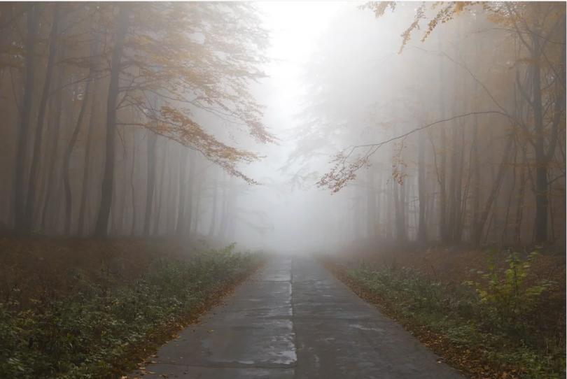 времето остава топло сезона трайни мъгли намалена видимост