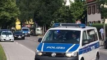 Стрелба на спирка на градската железница в Мюнхен