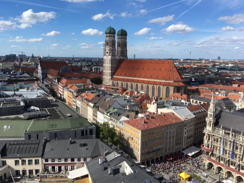 """Населението на баварската столица нараства няколко пъти по време на """"Октоберфест"""""""