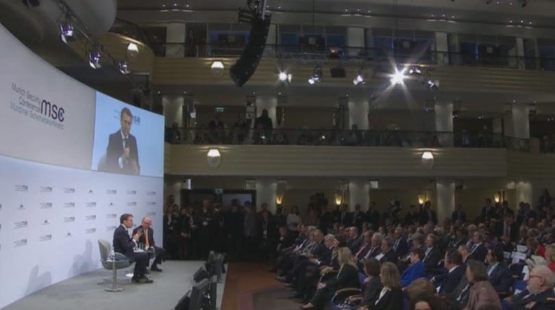 Различия между Европа и САЩ на конференцията по сигурността в Мюнхен