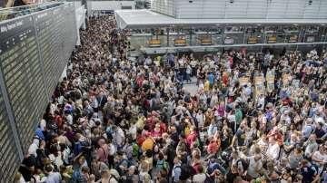 Терминал 2 на мюнхенското летище затвори за няколко часа, бяха засегнати българи