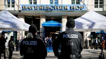 Започва 55-ата конеференция по сигурността в Мюнхен