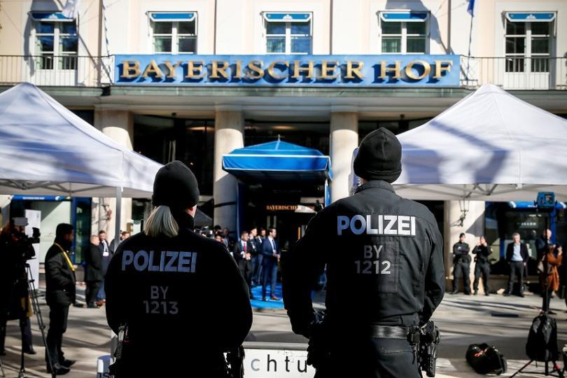 Снимка: Започва 55-ата конеференция по сигурността в Мюнхен