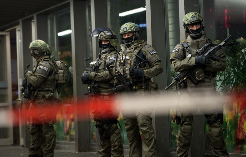 терористи сирия ирак планирали атаката мюнхен